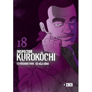 Inspector Kurokôchi nº 18
