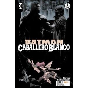 Batman: Caballero blanco nº 03