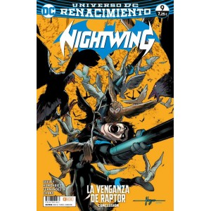 Nightwing nº 16/ 9 (Renacimiento)
