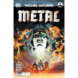Noches oscuras: Metal nº 05