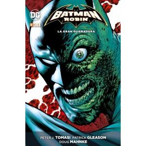 Batman y Robin: La gran quemadura
