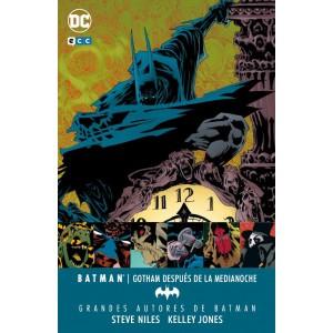 Grandes autores de Batman: Steve Niles y Kelley Jones - Gotham después de la medianoche