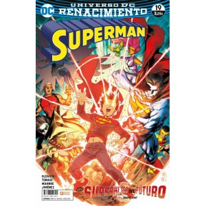Superman nº 74/ 19 (Renacimiento)