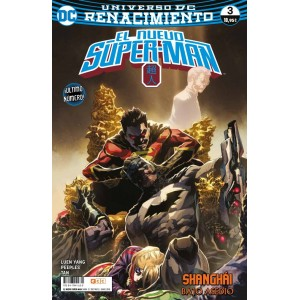 El nuevo Super-man nº 03
