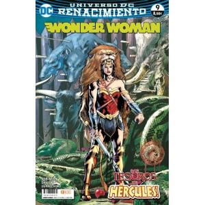 Wonder Woman nº 23/ 9 (Renacimiento)