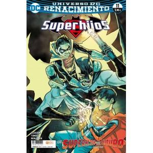 Superhijos nº 11 (Renacimiento)