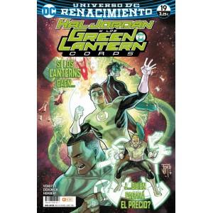 Green Lantern nº 74/ 19 (Renacimiento)
