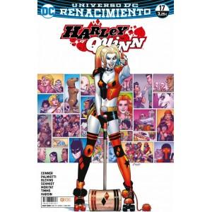 Harley Quinn nº 25/ 17 (Renacimiento)