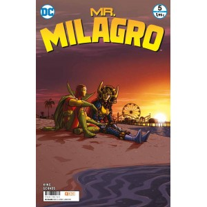Mr. Milagro nº 05