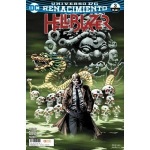 The Hellblazer nº 03 (Renacimiento)