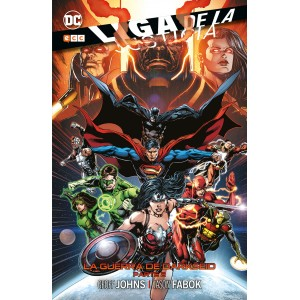 Liga de la Justicia: La guerra de Darkseid nº 02