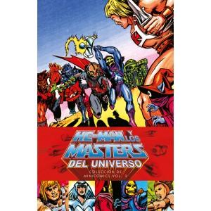 He-Man y los Masters del Universo: Colección de minicómics nº 02