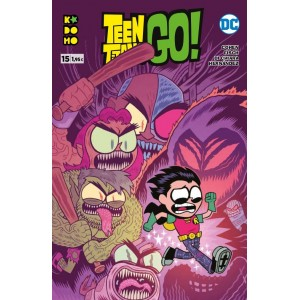 Teen Titans Go! nº 15