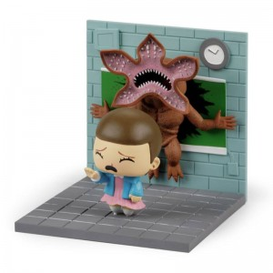 Stranger Things - Diorama Eleven vs Demogorgon LC Exclusive