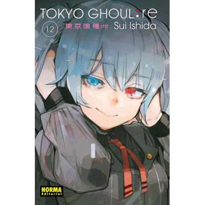 1d0db348a8504 Tokyo Ghoul Re nº 12 - Omega Center Madrid
