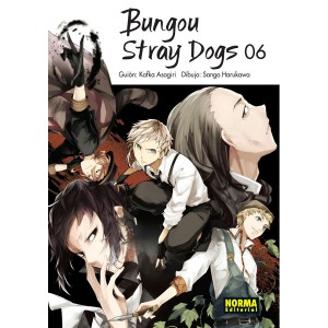 Bungou Stray Dogs nº 06