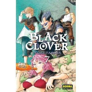 Black Clover nº 07