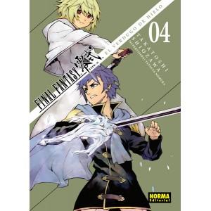 Final Fantasy Type-0: El verdugo de hielo nº 04