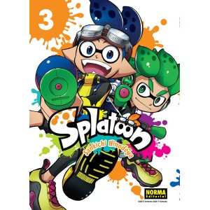 Splatoon nº 03