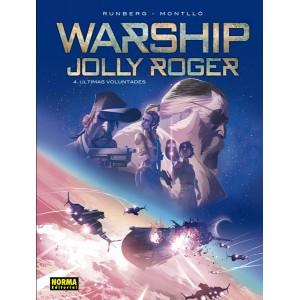 Warship Jolly Roger nº 04. Últimas voluntades