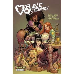Rat Queens nº 03: Demonios