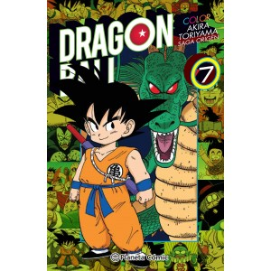 Dragon Ball Color Origen y Red Ribbon nº 07 (De 8)