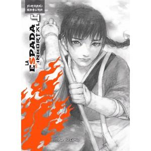 La Espada Del Inmortal Kanzenban nº 04