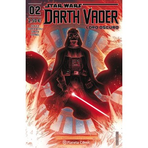 Star Wars Darth Vader: Lord oscuro nº 02
