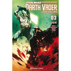 Star Wars Darth Vader: Lord oscuro nº 03