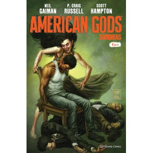 American Gods: Sombras nº 06