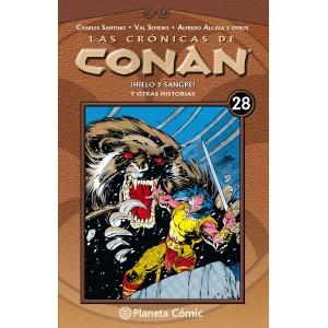 Las Crónicas de Conan nº 28