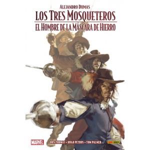 Clásicos Ilustrados Marvel. Alejandro Dumas