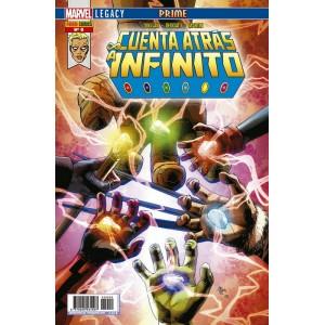 Héroes Marvel - Cuenta atrás a infinito nº 00