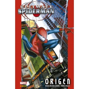 Marvel Integral. Ultimate Spiderman nº 01