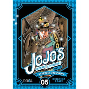 JoJo's Bizarre Adventure Parte 03: Stardust Crusaders nº 05