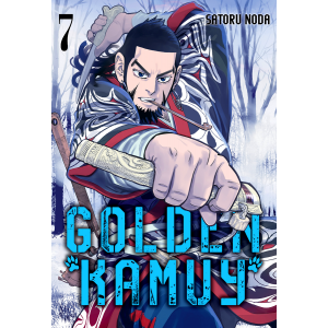 Golden Kamuy nº 07