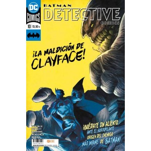 Batman: Detective Comics nº 10 (Renacimiento)