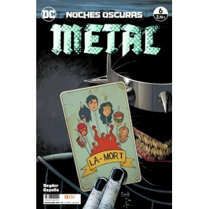 Noches oscuras: Metal nº 06
