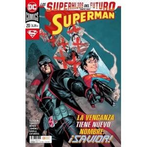 Superman nº 75/ 20 (Renacimiento)