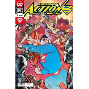 Superman: Action Comics nº 09