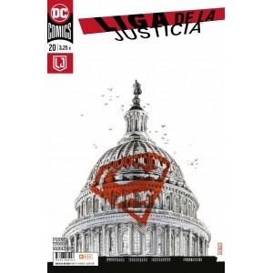 Liga de la Justicia nº 75/ 20 (Renacimiento)