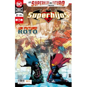 Superhijos nº 12