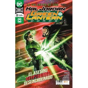 Green Lantern nº 75/ 20