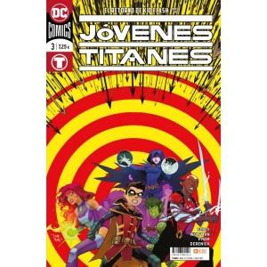 Jóvenes Titanes nº 03