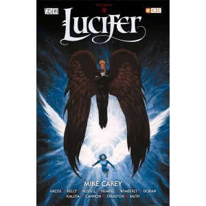 Lucifer: Integral nº 03