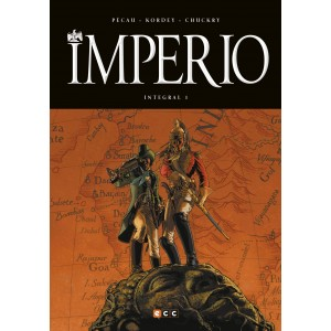 Imperio: Integral nº 01