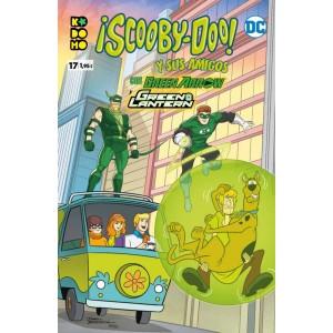 ¡Scooby-Doo! y sus amigos nº 17