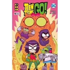 Teen Titans Go! nº 16