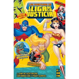 Las aventuras de la Liga de la Justicia nº 09