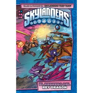 Skylanders: El regreso del rey dragón